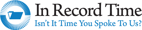 In Record Time Logo